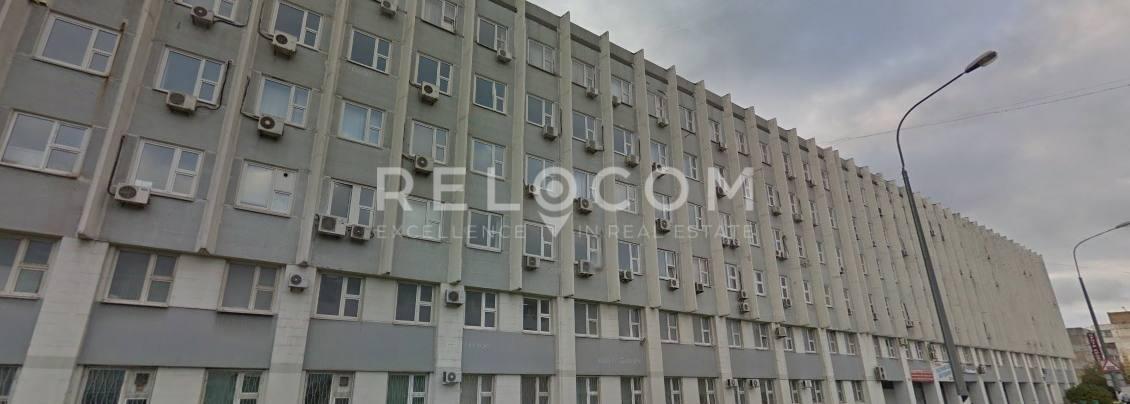 Административное здание Электродная ул. 10, стр. 21.