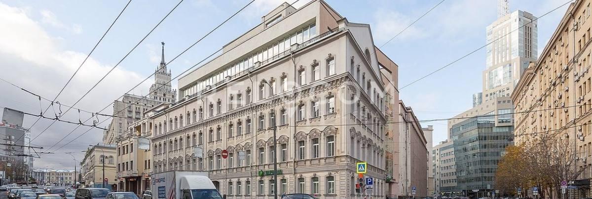 Административное здание Каланчёвская ул. 15.