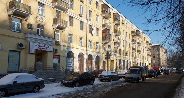 Жилой дом Измайловский б-р 11/31.