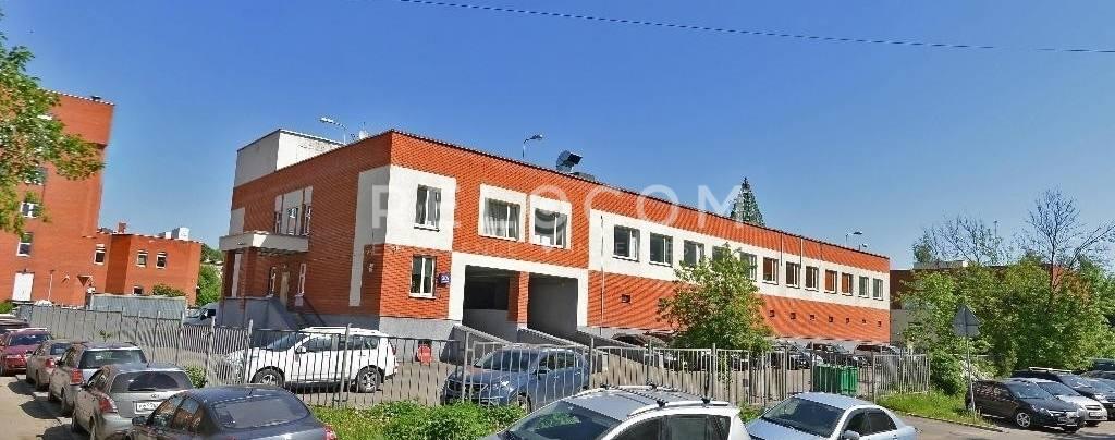 Административное здание 1-я Владимирская ул. 20А.