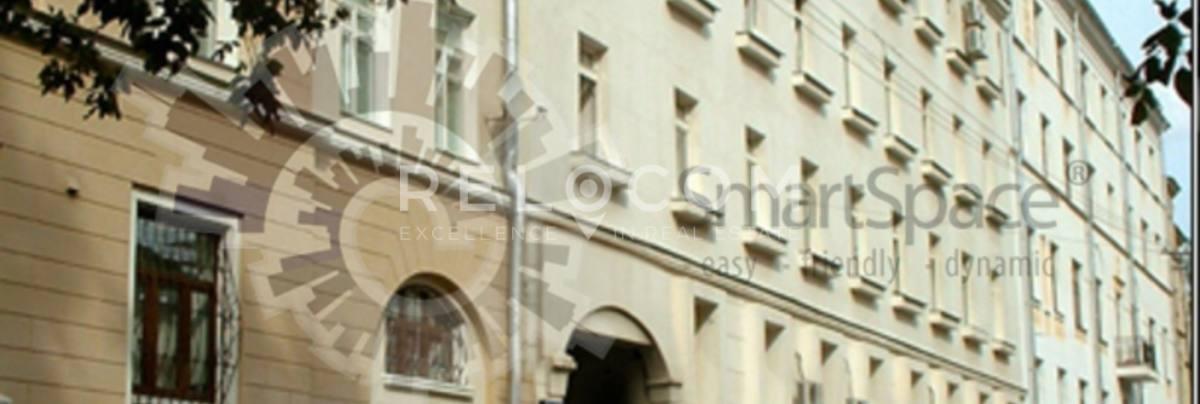 Административное здание Бурденко ул. 14 корп. А.