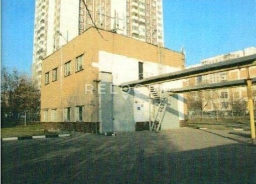 Административное здание 2-й Южнопортовый пр-д 17, корп. 1.