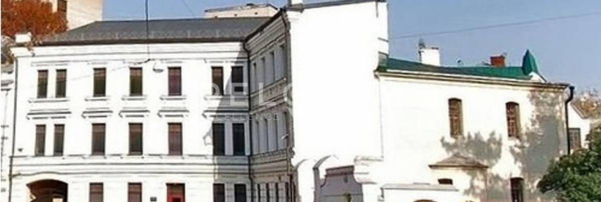 Административное здание Спиридоновка 4с1
