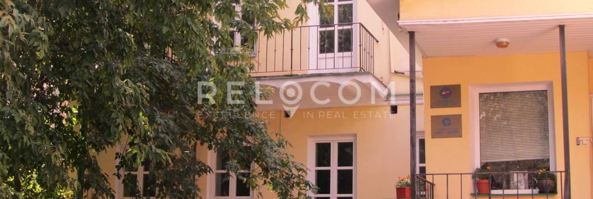 Административное здание Гоголевский б-р. 15.