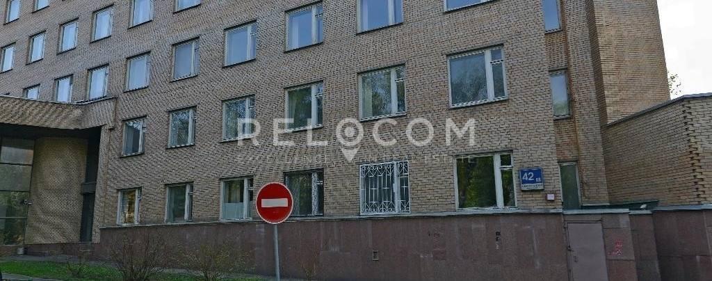 Административное здание Ленинский 42 корп 5