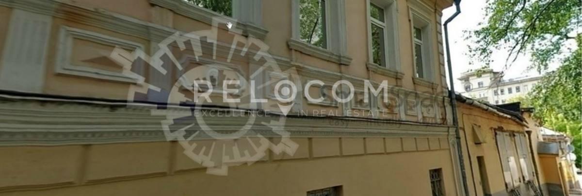 Административное здание 4-й Котельнический переулок 3