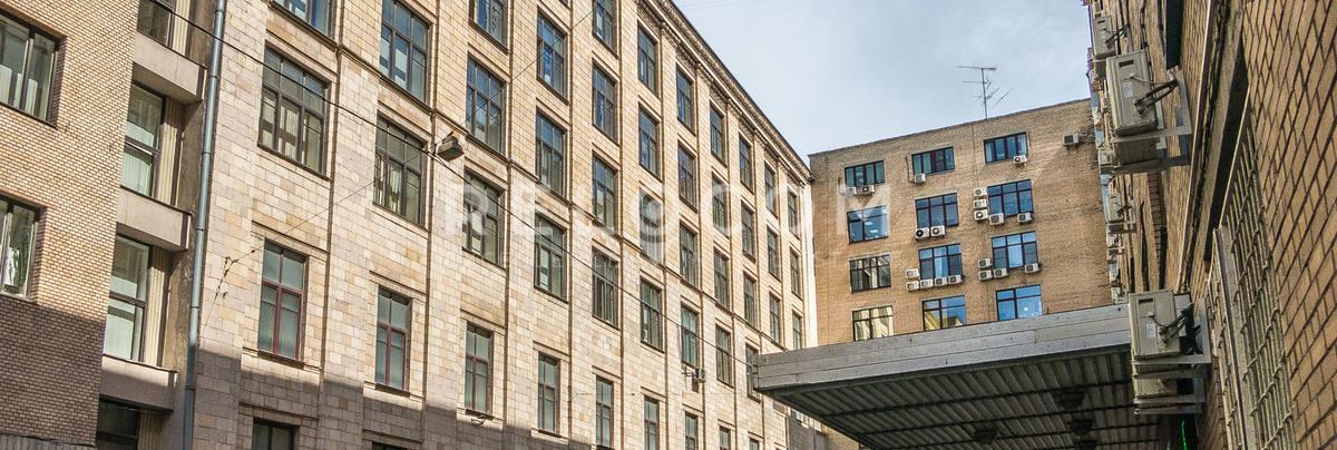 Административное здание 1-я Брестская ул. 2, стр. 3.
