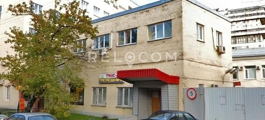 Административное здание Большая Тульская ул. 10, стр. 13.