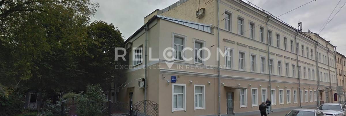 Административное здание Александра Солженицына ул. 23А, стр. 4.