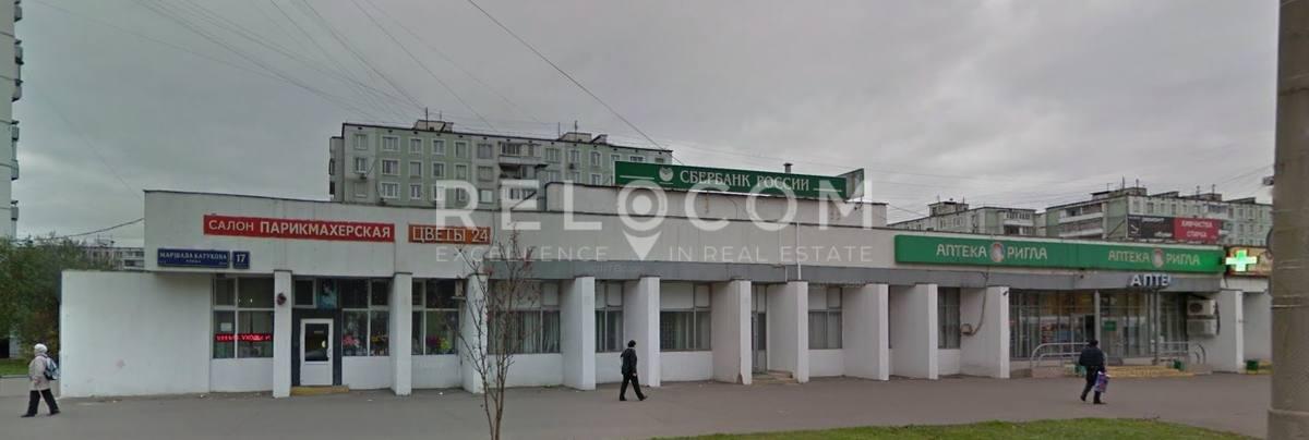 Административное здание Маршала Катукова ул. 17, корп. 1.
