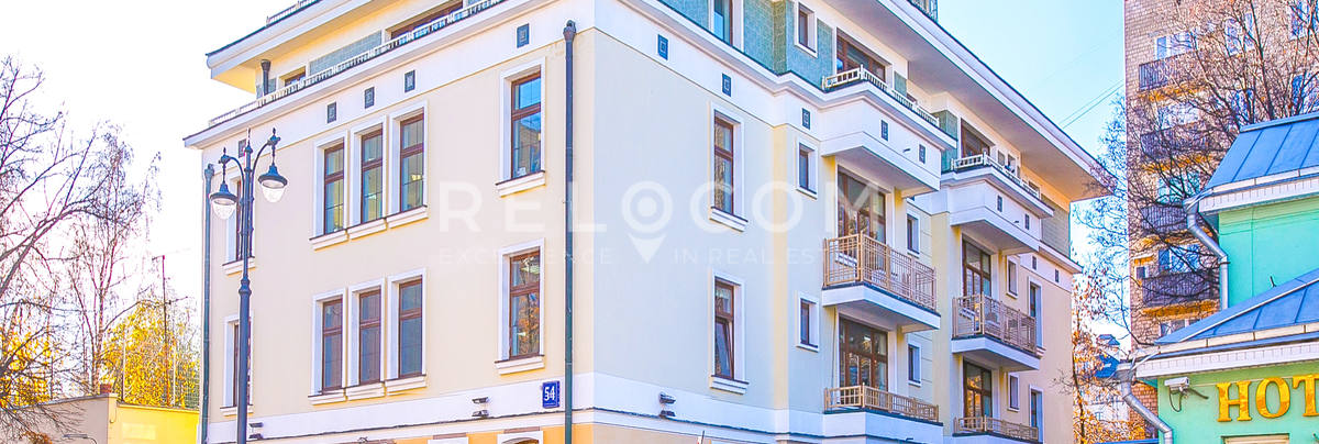 Административное здание Большая Ордынка ул. 54, стр. 2.