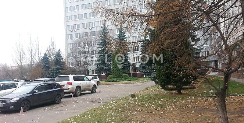 Административное здание Каширское шоссе 22, корп. 3.