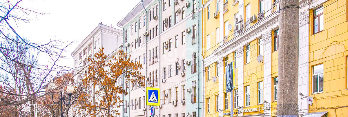 Административное здание Чистопрудный б-р 11, стр. 1.