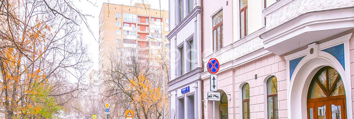 Административное здание Гагаринский 33