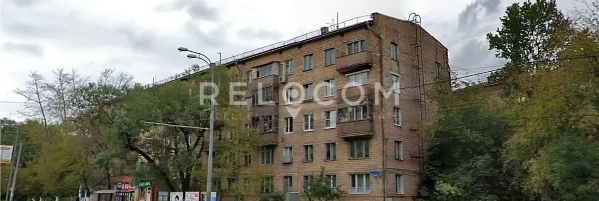 Жилой дом Нижегородская ул. 83.