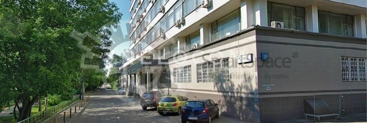 Административное здание Юннатов 18