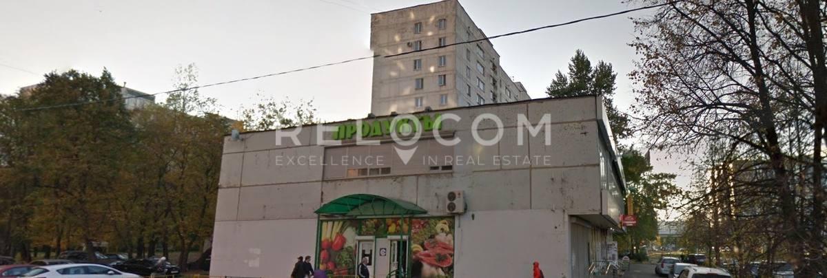Административное здание Газопровод ул. 1, корп. 6А.