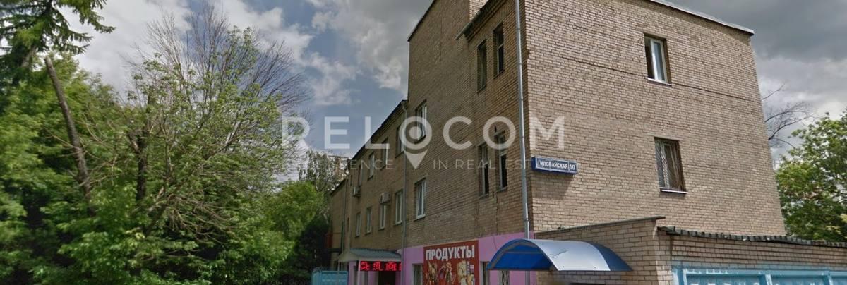 Административное здание Иловайская ул. 10А.