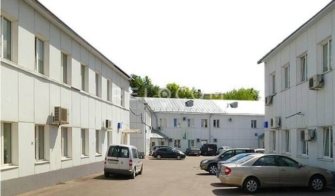 Административное здание Сторожевая ул. 4, стр. 5.