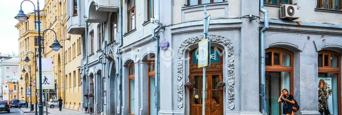 Административное здание Пятницкая ул. 65/10.