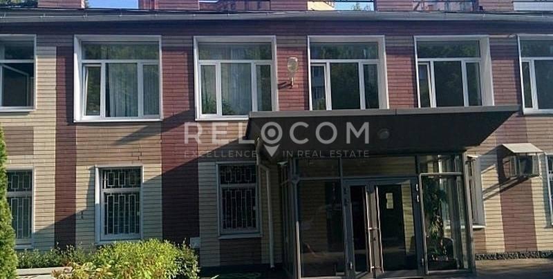 Офисное здание Криворожская ул. 23, корп. 3.