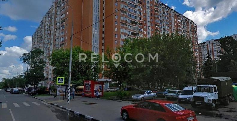 Жилой дом Новочерёмушкинская ул. 49.