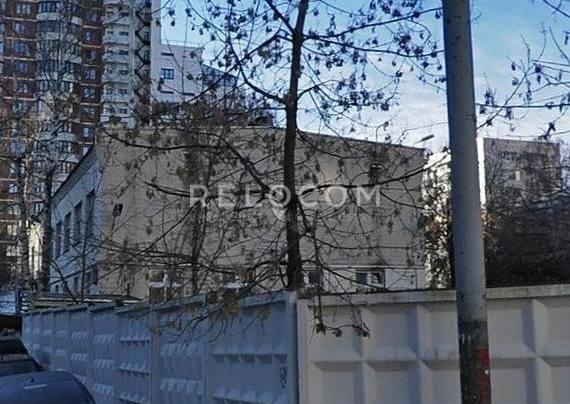 Административное здание Карамышевская наб. 56, корп. 2, стр. 1.