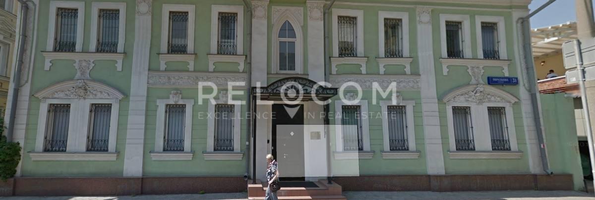 Административное здание Образцова 31 стр 1