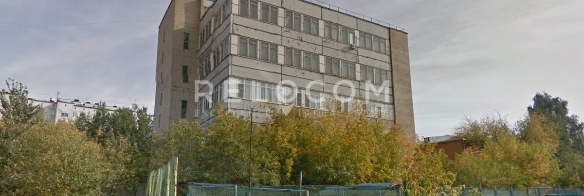 Административное здание Пяловская ул. 5А, стр. 2.