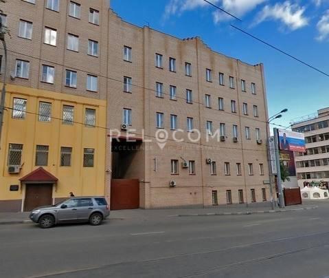 Административное здание 3-й Сыромятнический пер. 3/9, стр. 2.