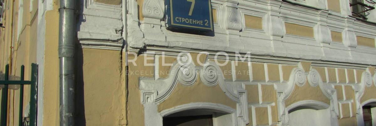 Административное здание Воронцовская 7
