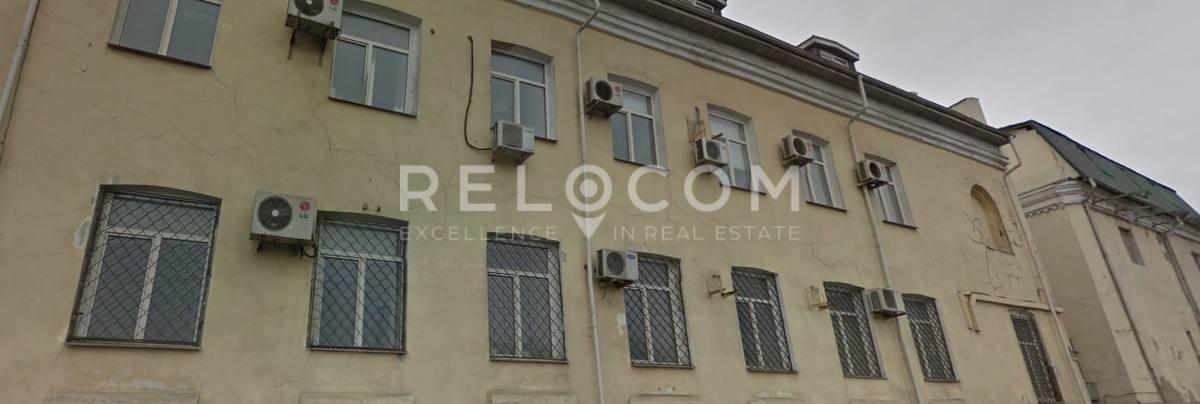 Административное здание Большая Почтовая ул. 38, стр. 6.