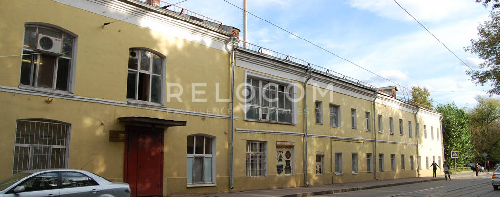 Административное здание Дубининская ул. 67, корп. 2.