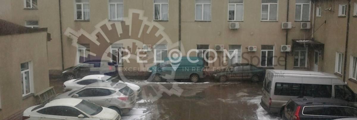 БЦ Сокольники плаза