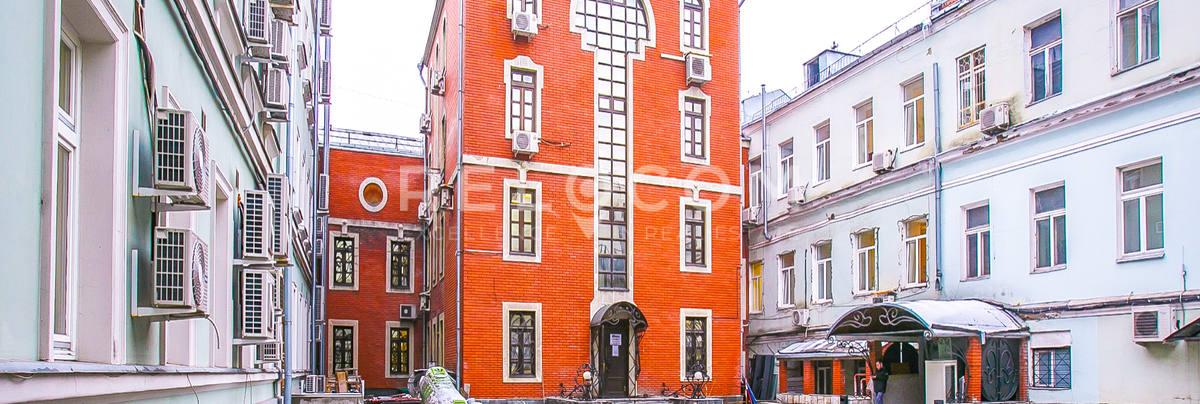 Административное здание Ленивка 3