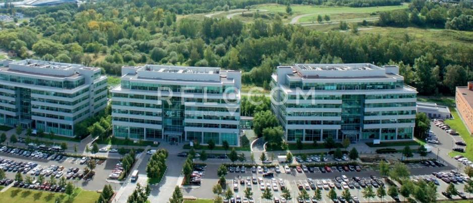 БЦ Крылатские Холмы, здание Воздух