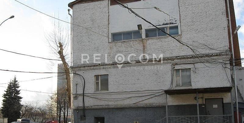 Административное здание 2-й Нагатинский пр-д 2, стр. 3.