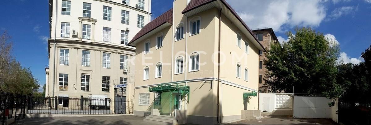 Административное здание Образцова ул. 7, стр. 3.