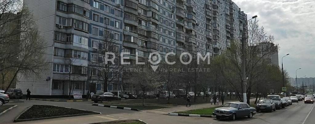 Жилой дом Братеевская ул. 21, корп. 1.