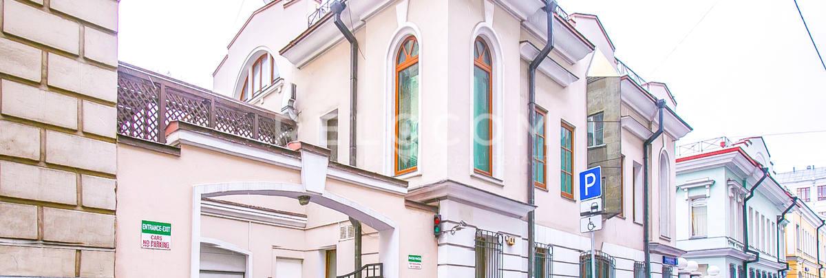 Административное здание Большой Палашевский 11