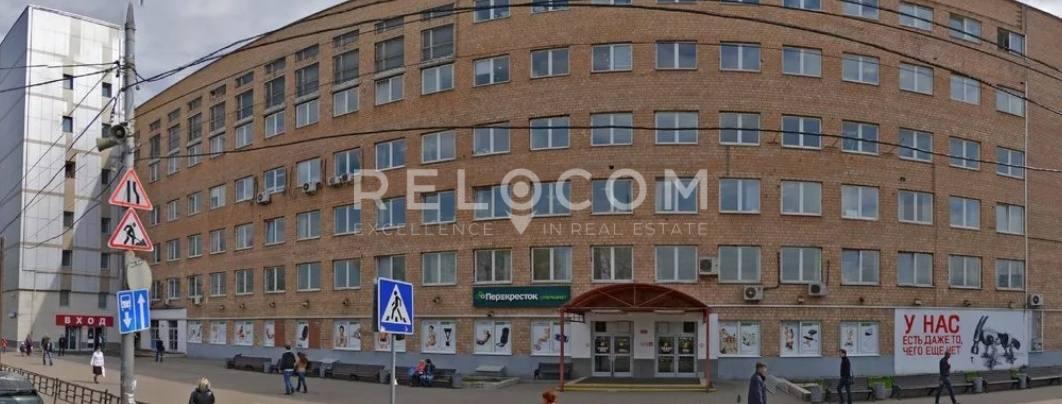 Офисное здание Багратионовский пр-д 7, корп. 3