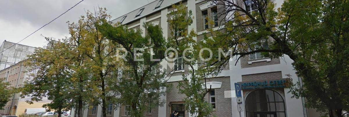 Административное здание Конный пер. 12.