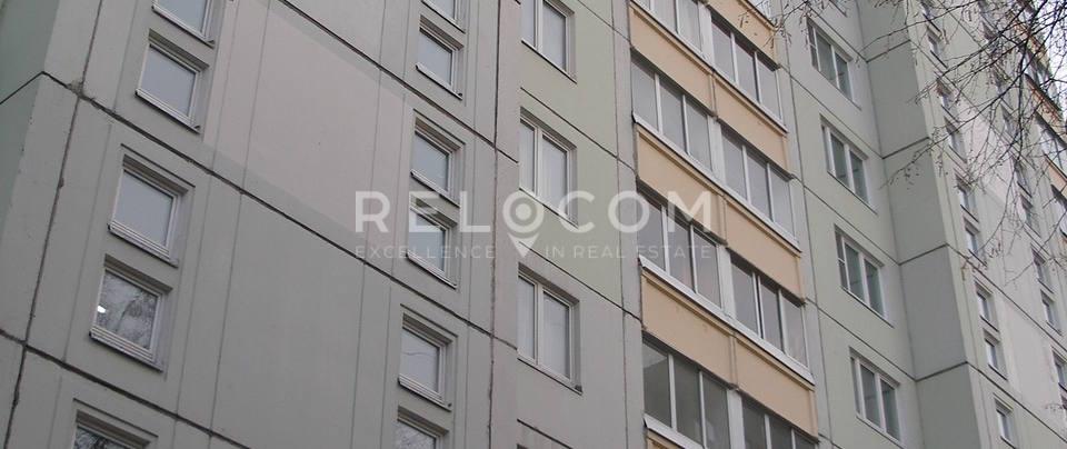 Жилой дом Полярная ул. 20, корп. 1.
