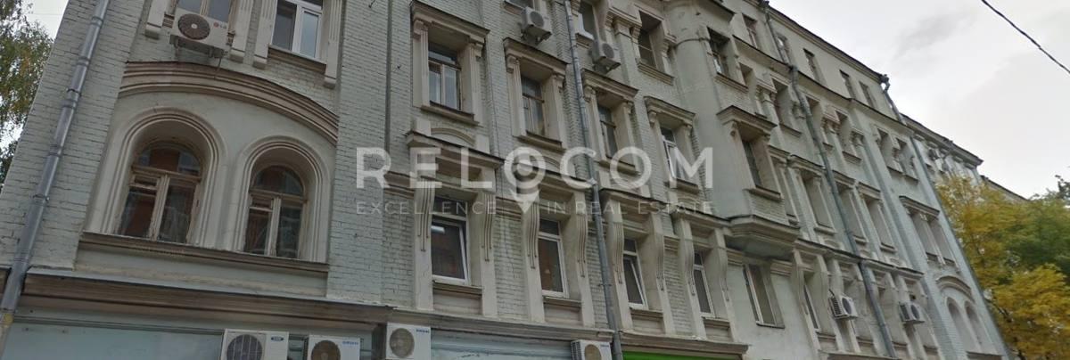 Жилой дом Тимура Фрунзе ул. 20.