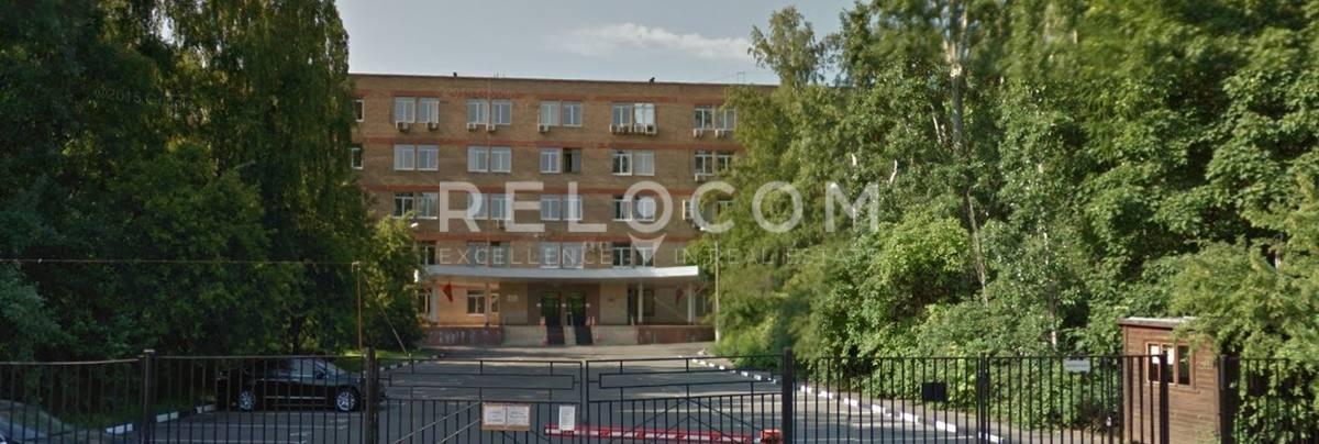Административное здание Научный пр-д 6.