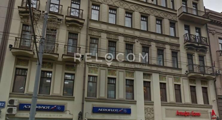 Административное здание 1-я Тверская-Ямская ул. 32.