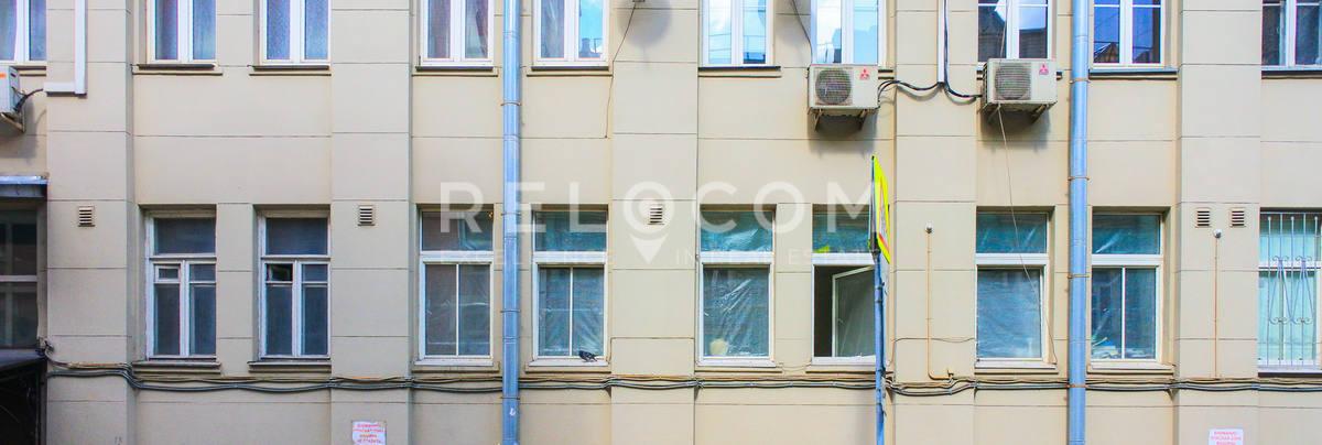 Жилой дом Селиверстов пер. 1А.