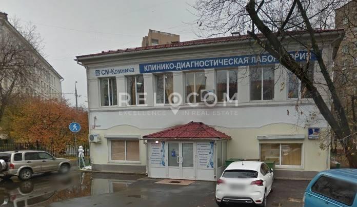 Административное здание Новопетровская ул. 1, стр. 7.