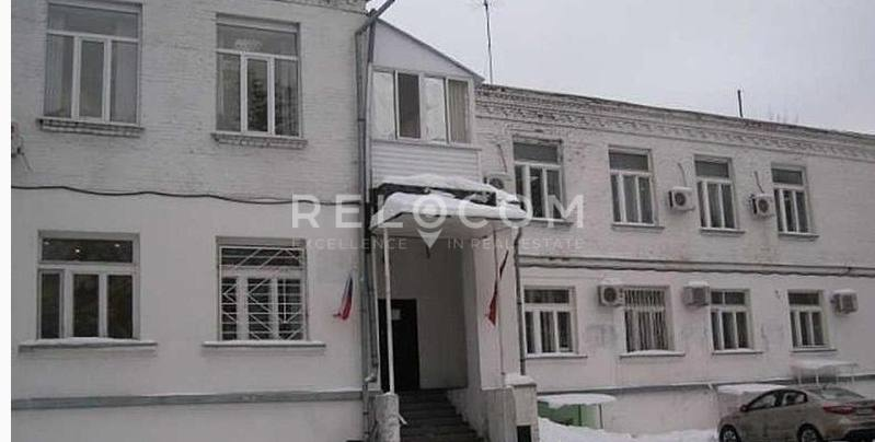 Административное здание Академика Скрябина ул. 21, корп. 2.