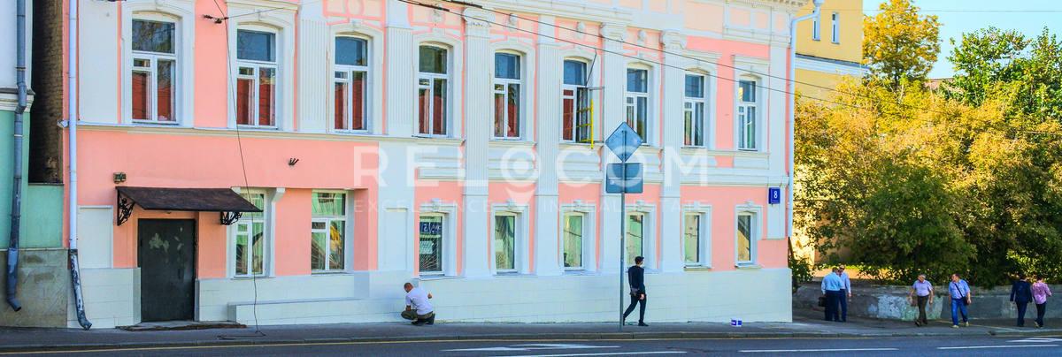 Административное здание Радищевская 8